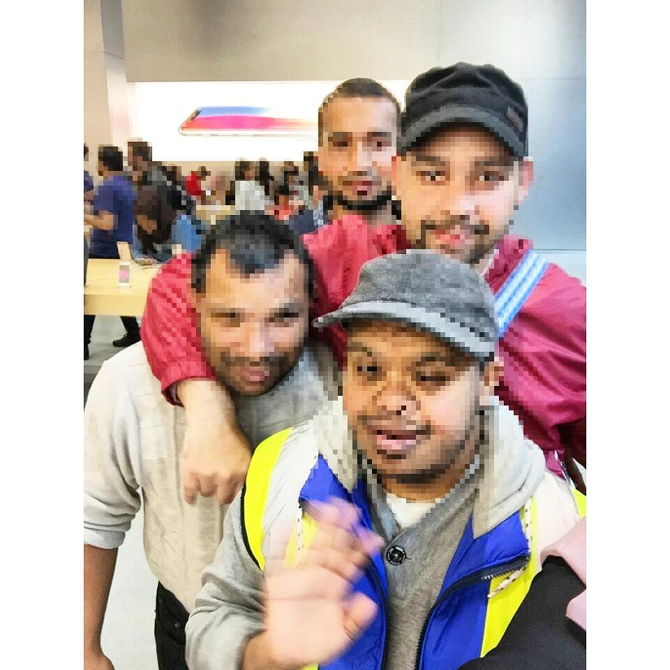 We had a group selfie photo at the @apple Apple store at @westfieldstratfordcity Westfield Stratford city. Fun times #autism #autistic #downsyndrome #equality #disabilityawareness  #learningdisabilities #art #artistic #daycentre #towerhamlets #newham #bpcaonline #parents #carers #socialresponsibility #bhangra #punjabi  #music #dance #cerebalpalsy #mentalhealth #mentalhealthawareness