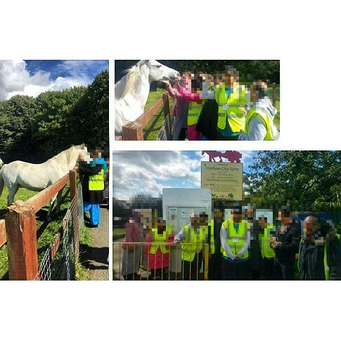 lovely pictures of our lovely service users at Newham City Farm, where we met a Super friendly horse 🏇 so awesome!!! #autism #autistic #downsyndrome #equality #disabilityawareness  #learningdisabilities #art #artistic #daycentre #towerhamlets #newham #bpcaonline #parents #carers #socialresponsibility #bhangra #punjabi  #music #dance #cerebalpalsy #bengali #uk #mentalhealth #mentalhealthawareness