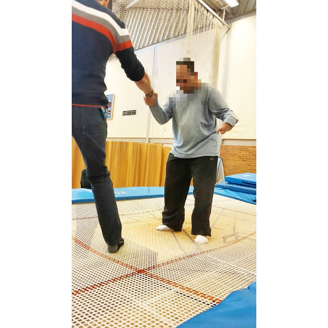 We also provide rebound therapy which is lots of fun especially for our users. We have access to professional and trained physiotherapists they are excellent and lovely and very experienced working with our lovely service users! Yaaay. #autism #autistic #downsyndrome #equality #disabilityawareness  #learningdisabilities #art #artistic #daycentre #towerhamlets #newham #bpcaonline #parents #carers #socialresponsibility #cerebalpalsy #bengali #mentalhealth #mentalhealthawareness #support